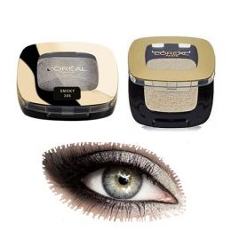 L'Oreal Color Riche Smoky Mono Eyeshadow 306 Place Vendome x 12