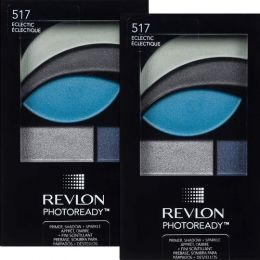 Revlon Photoready Primer and Shadow 517 Eclectic X 6