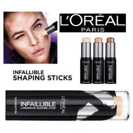LOreal wholesale Infallible Stick Foundation 100 Ivory x 6