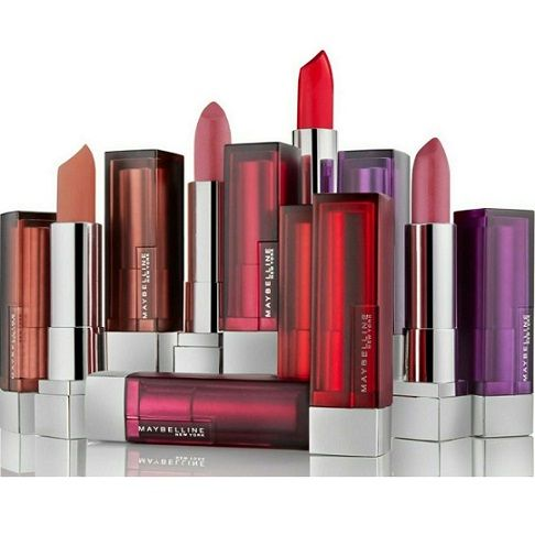 Maybelline Wholesale ColorSensational Lipsticks x 33