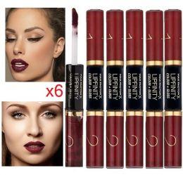 Max Factor Lipfinity Colour & Gloss 550 Lipstick x 6