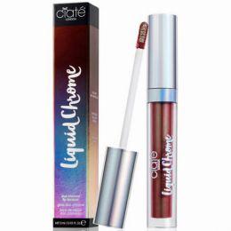 Ciaté Wholesale Liquid Chrome Lipsticks x 12