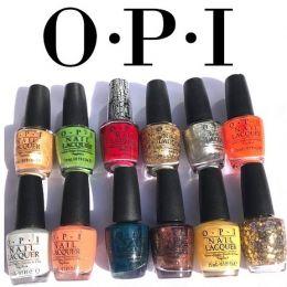 O.P.I Nail Polish Clearance x 10
