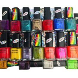 Wholesale Clearance Nail Polish BYS x 20