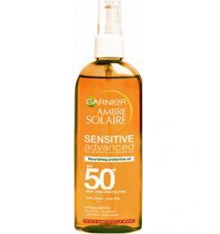 Garnier Ambre Solaire Wholesale Sensitive Advanced Nourishing Protective Oil 50+x 1