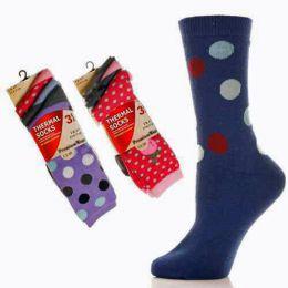 Thermal Socks pack of 3 x 6  N